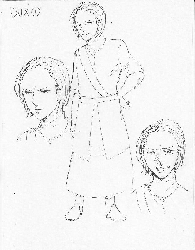 Dux Sketch